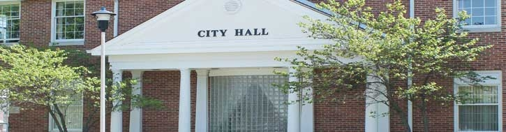 City Hall Banner - 2
