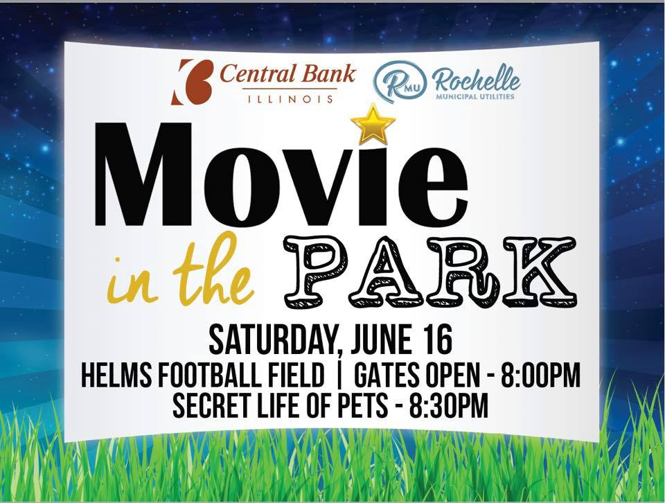 movie in the park 2018