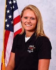 Dispatcher Cassie Rogers