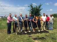 Love's Travel Stop Breaks Ground in Rochelle