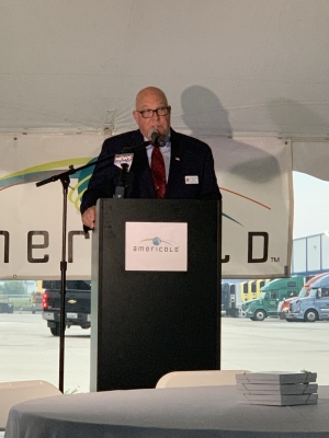 Americold Expands Midwest Operations with Opening of New $93M High-Tech, Automated Facility in Rochelle