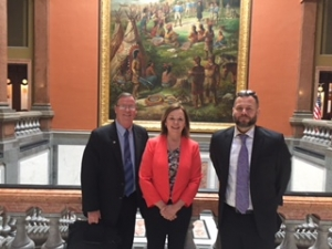 City Officials Attend IML Lobby Day