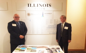 Rochelle Joins Intersect Illinois Delegation